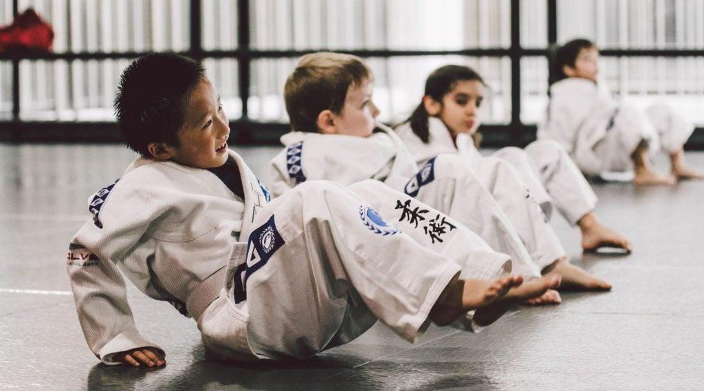bjj kids 1024x569 - The Best Drills For Kids Jiu-Jitsu Classes