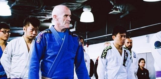 Frequency of training BJJ