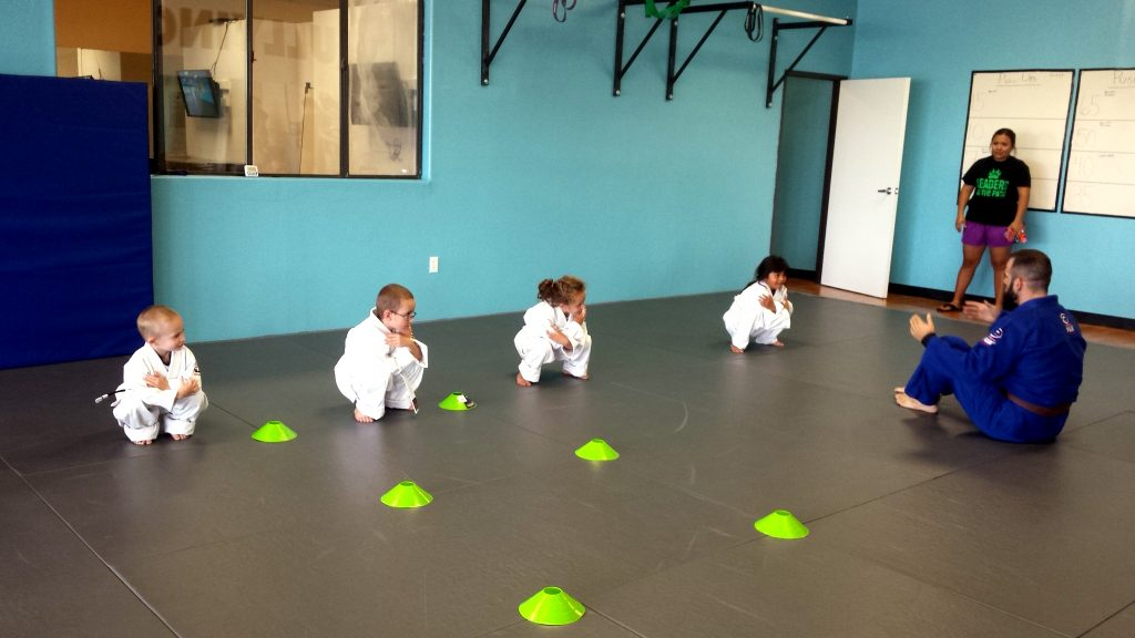 early acheivers class 1024x576 - The Best Drills For Kids Jiu-Jitsu Classes