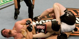 Kneebar Submission