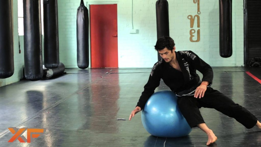 maxresdefault 4 1024x576 - How To Train With A Stability Ball For BJJ Balance