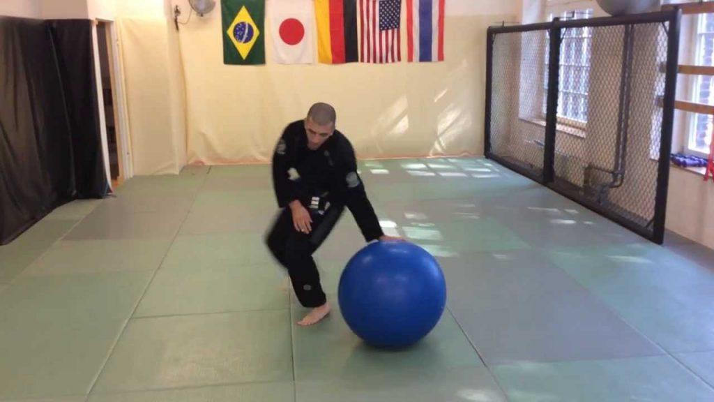 maxresdefault 5 1024x576 - How To Train With A Stability Ball For BJJ Balance