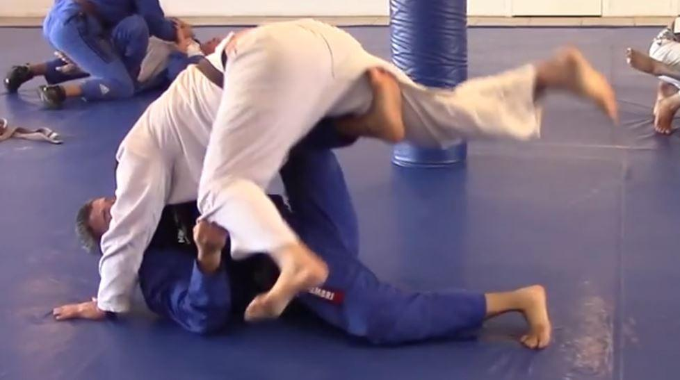 nino butterfly sweep david 1024x1024 - 5 Steps To Fix Your BJJ Game Weak Spots