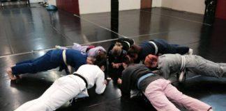 BJJ Core Workout