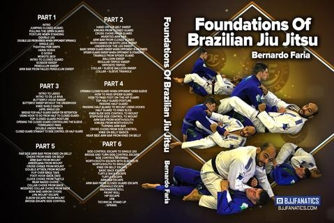 Faria DVD Collection BJJ Fanatics Site Review