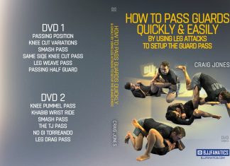 Craig Jones DVD guard Passing
