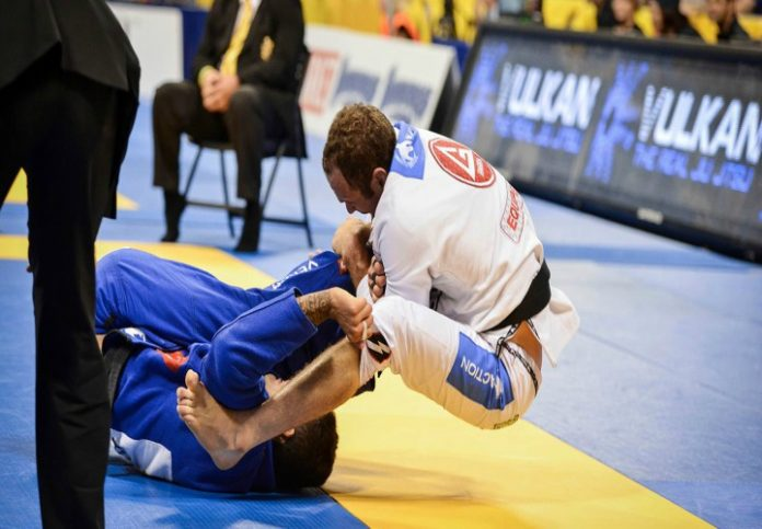 IBJJF Legal Estima Lock