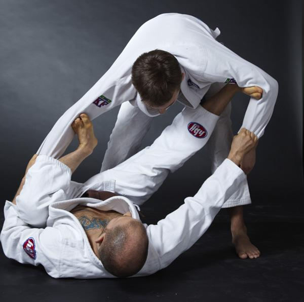 Grip Fighting Open guard