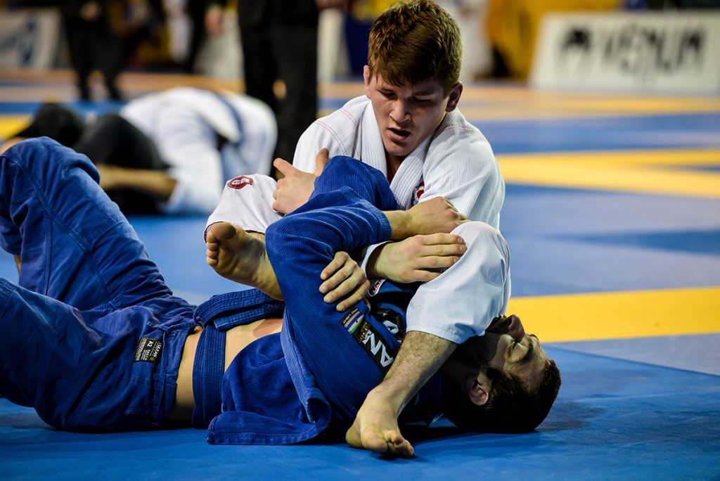 IBJJF PAN 2015 THURSDAY 86 6 1024x684 - Jiu-Jitsu Techniques For A Complete Competition Gameplan