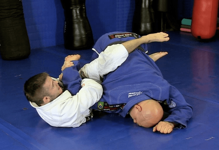 Kimura from Guard - Black Belt Tips To Improve Your BJJ Guard