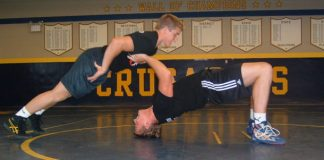 Wrestling Conditioning Drills For BJJ