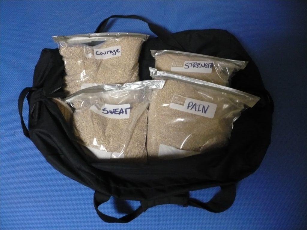 Sandbag 1 1024x768 - Benefits of Sandbag Conditioning For Jiu-Jitsu
