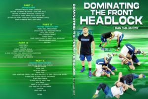 Dominating The Front Headlock by Dan Vallimont