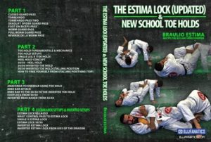 Estima Lock DVD Instructional by Braulio Estima