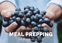 Jiu-Jitsu Meal Prep