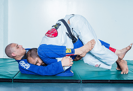 Weight Distribution For BJJ