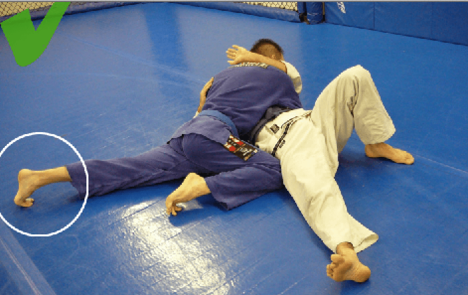 weight distribution 4 - Weight Distribution For BJJ - Black Belt Pressure Tips