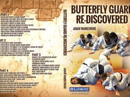 Adam Wardzinski DVD BUtterfly guard Re-Mastered