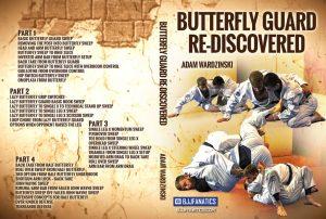 DVDwrap Adam 1024x1024 300x202 - Adam WardzinskiDVD - Butterfly Guard Re-Discovered
