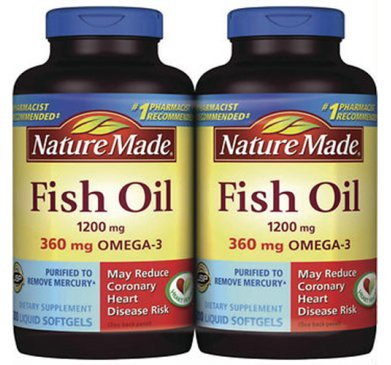 Omega 3 Fish Oil Supplements 400 Softgels Pharmacist Recommended Fish Oil Pills 2400mg Fish Oil Concentrate 720mg of Omega 3 Fatty Acids 360mg EPA 240 mg DHA 0 - Strategies To Win The Battle With BJJ Arthritis