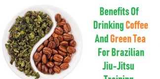 Benefits Of Drinking Coffee And Green Tea For Jiu-Jitsu Training