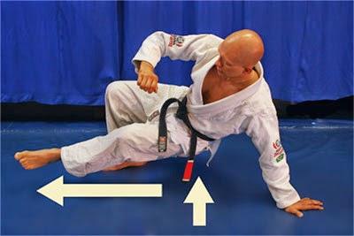 Technical stand up Jiu-Jitsu