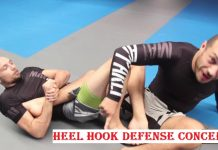 Heel Hook Defense Concepts