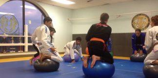 Balance In Jiu-Jitsu