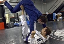 Purple Belt Jiu-JItsu Guard
