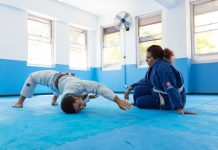 Why Tae Private jiu-Jitsu Classes