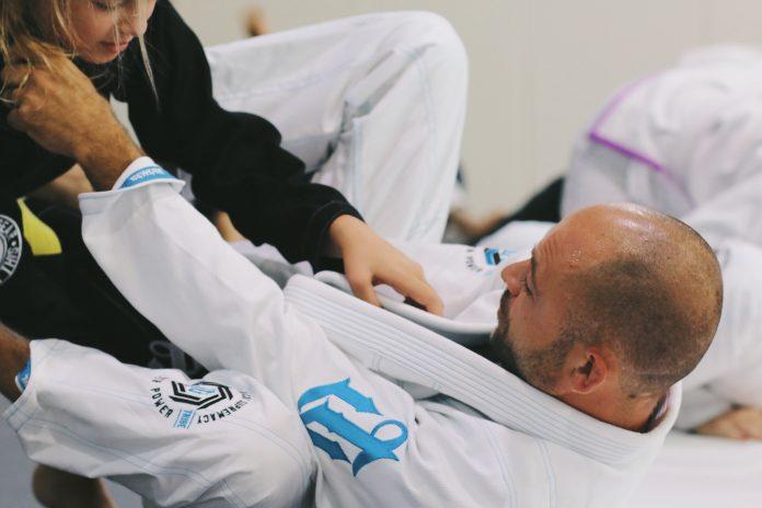 BJJ Grip Positions