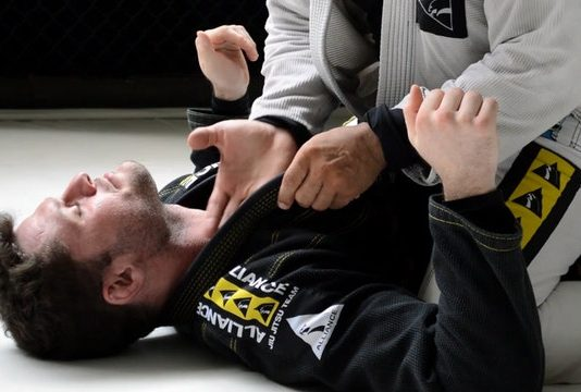 Submissions From Mount BJJ