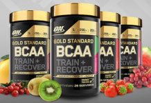 Jiu-JItsu Supplements BCAA