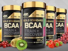 Jiu-JItsu Supplements BCAA