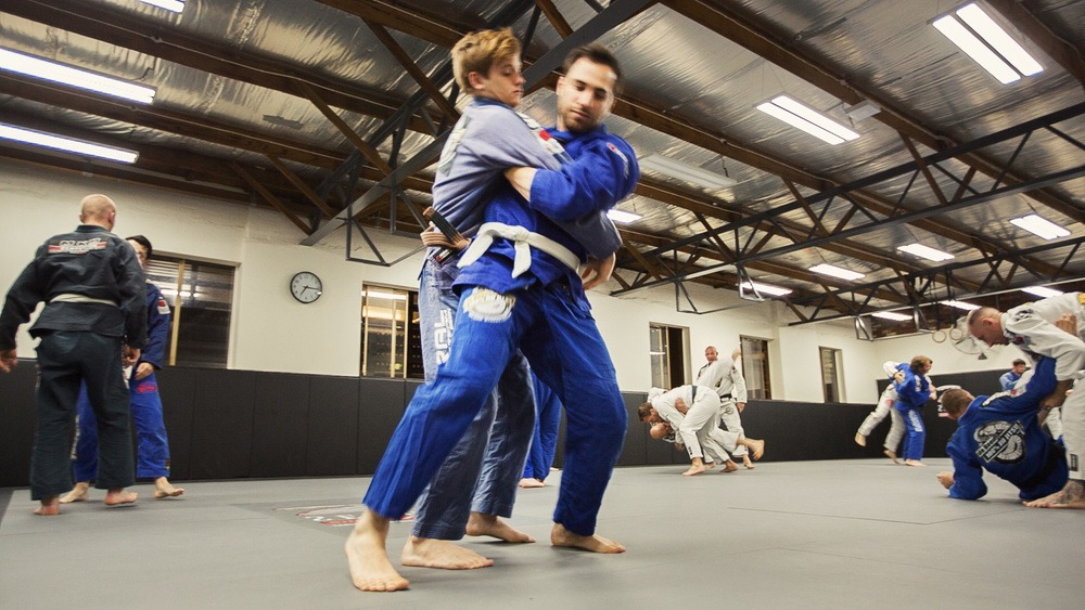 PD L 10 - Jiu-Jitsu For Beginners: The First Month Of Training
