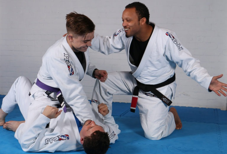 Sacha Martin Luther King Gracie Jiu Jitsu UKGJJ 8 768x523 - Making The Most Out Of Private Jiu-Jitsu Classes