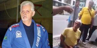 Thug Tries to Rob a 72-year-old Jiu-Jitsu Coral Belt!