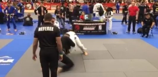 Screenshot 268 533x261 - Four Seconds Wristlock Finish in Competition & How To Do It