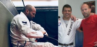 Jason Statham, BJJ Purple Belt Trains Jiu-Jitsu For His Role in Fast And Furious Spin-Off