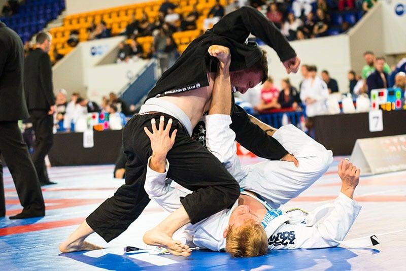 brit 25 - The Lowdown On BJJ Rules For IBJJF Competitors