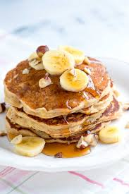 BJJ Recipes; Weight Cut Pancakes