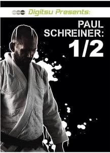image a767a14b 6fa8 4c35 b528 d9562facacbb 2048x2048 217x300 - Paul Schreiner DVD Instructional Review - Half Guard