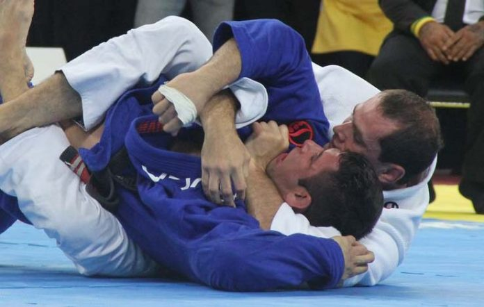Jiu-Jitsu Submission hack: Slow Chokes