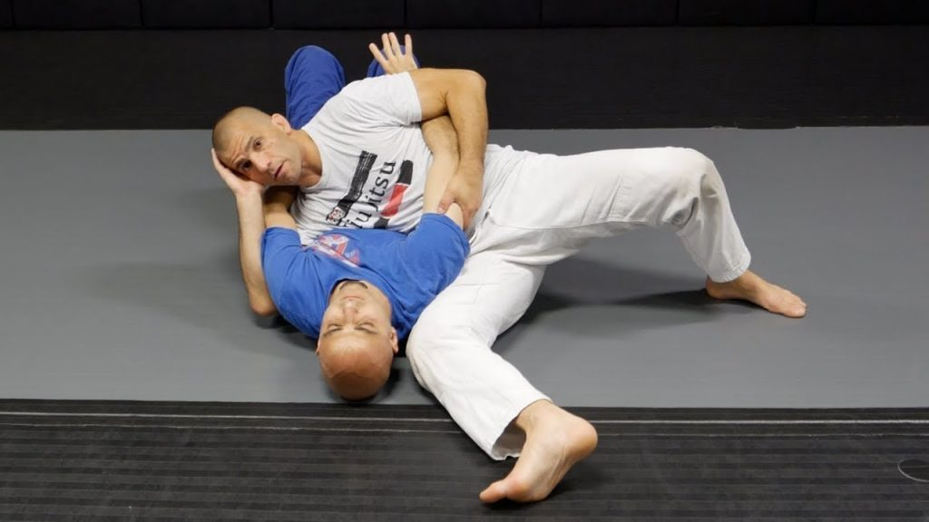 the best side control escape in 1024x576 1024x576 - Jiu-Jitsu Basics: Side Control Variations For Beginners
