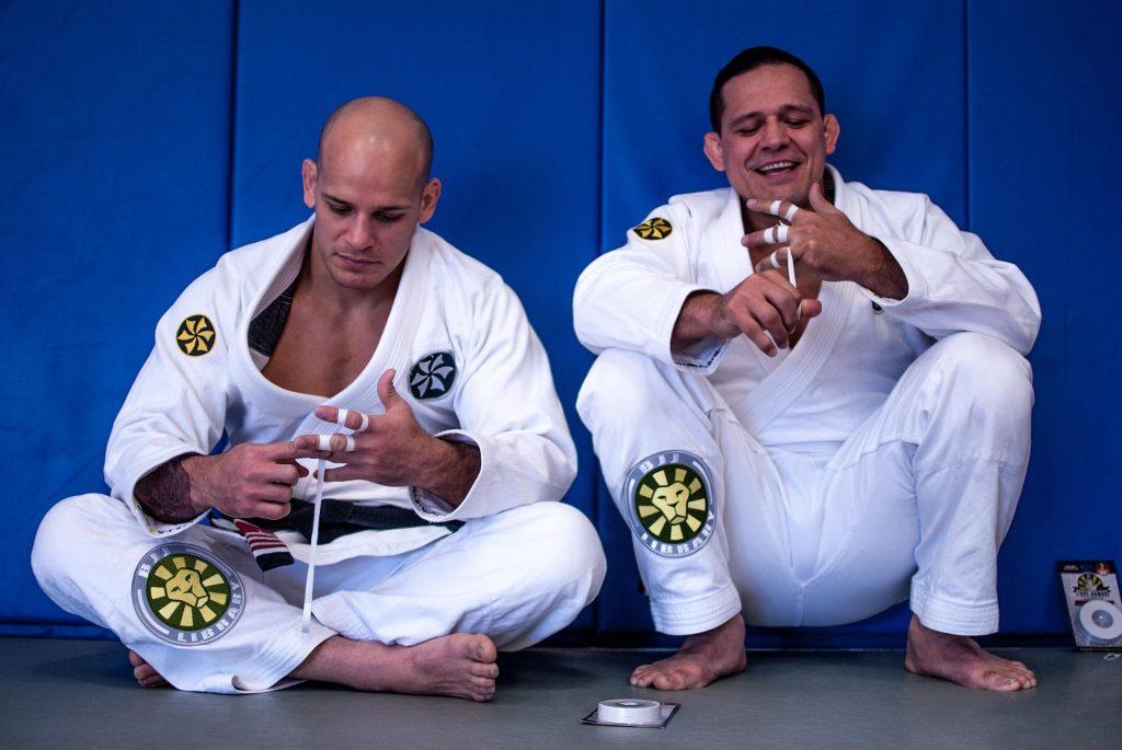 xandesaulo 1024x685 - A Few Surprising Benefits Of Jiu-Jitsu Training