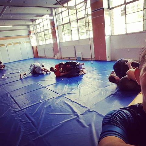 Visit Jiu-Jitsu Open Mat