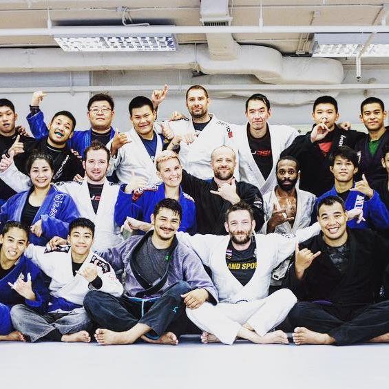 Jiu-Jitsu Open Mat Creonte?