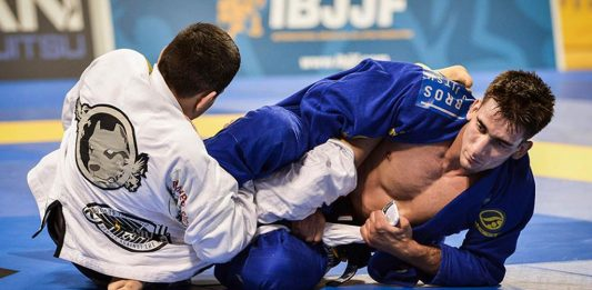 Stalling In A BJJ Match Issue