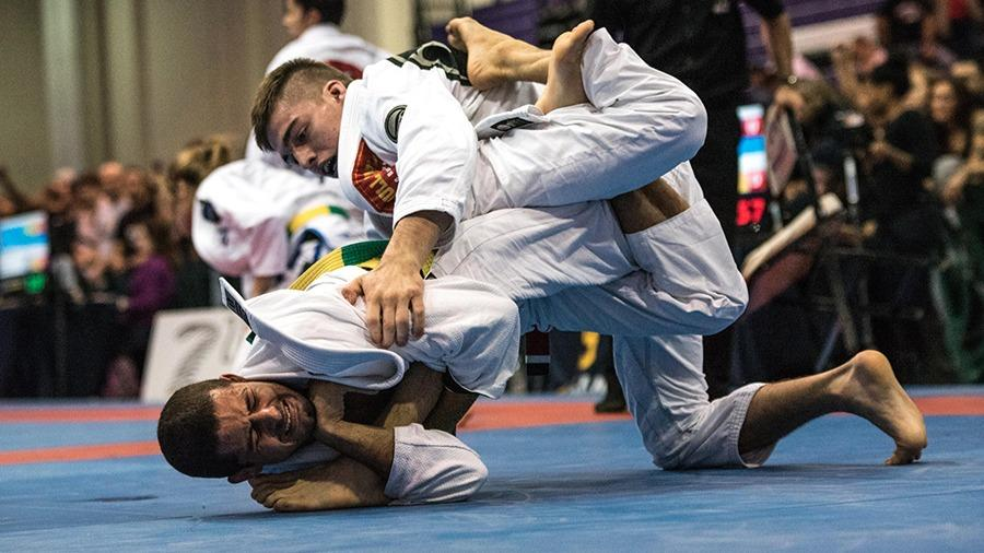 The BJJ Spaz Roll