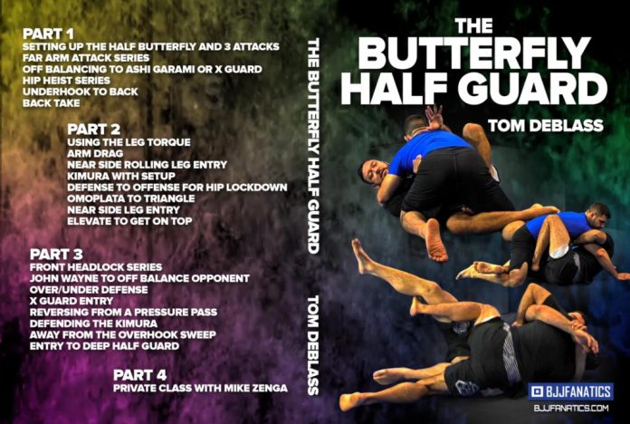 The Butterfly Half Guard DVD Review